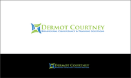Dermot Courtney Behavioural Consultancy & Training Solutions Logo - Entry #63