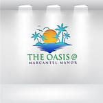 The Oasis @ Marcantel Manor Logo - Entry #120