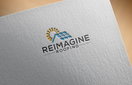 Reimagine Roofing Logo - Entry #60