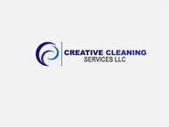 CREATIVE CLEANING SERVICES LLC Logo - Entry #66