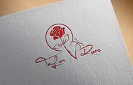 Taylor N Rose Logo - Entry #12