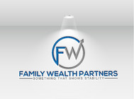 Family Wealth Partners Logo - Entry #147