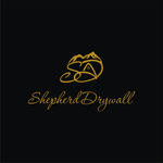 Shepherd Drywall Logo - Entry #395