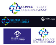 Connect Source Consulting Group Logo - Entry #44