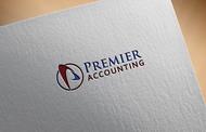 Premier Accounting Logo - Entry #179