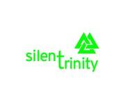 SILENTTRINITY Logo - Entry #255
