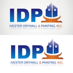 IVESTER DRYWALL & PAINTING, INC. Logo - Entry #52