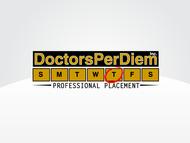 Doctors per Diem Inc Logo - Entry #87