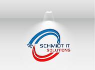 Schmidt IT Solutions Logo - Entry #85