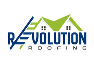 Revolution Roofing Logo - Entry #517