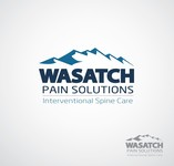 WASATCH PAIN SOLUTIONS Logo - Entry #75