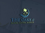 The Oasis @ Marcantel Manor Logo - Entry #7