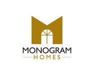 Monogram Homes Logo - Entry #124