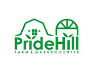 Pride Hill Farm & Garden Center Logo - Entry #122