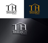 TRILOGY HOMES Logo - Entry #206