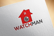 Watchman Surveillance Logo - Entry #117