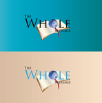 The Whole Message Logo - Entry #85