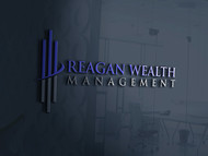 Reagan Wealth Management Logo - Entry #517