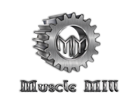 Muscle MIll Logo - Entry #145