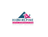 High Alpine Data Consulting (HAD Consulting?) Logo - Entry #60