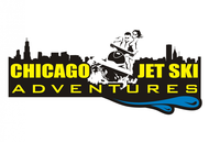 Chicago Jet Ski Adventures Logo - Entry #28