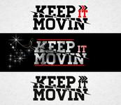 Keep It Movin Logo - Entry #338