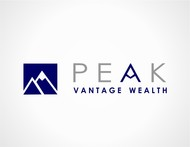 Peak Vantage Wealth Logo - Entry #59