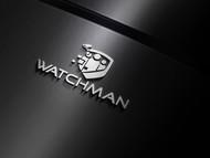 Watchman Surveillance Logo - Entry #82