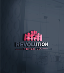 Revolution Fence Co. Logo - Entry #164