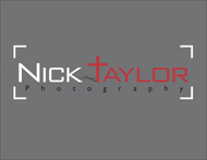 Nick Taylor Photography Logo - Entry #167