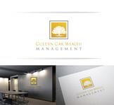 Golden Oak Wealth Management Logo - Entry #156