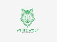 White Wolf Consulting (optional LLC) Logo - Entry #64