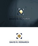 Law Offices of David R. Monarch Logo - Entry #267