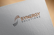 Synergy Solutions Logo - Entry #137