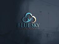 Blue Sky Life Plans Logo - Entry #191