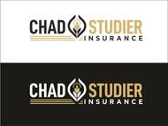 Chad Studier Insurance Logo - Entry #388