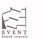Event Booth Rentals Logo - Entry #21