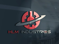 HLM Industries Logo - Entry #181