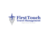 First Touch Travel Management Logo - Entry #44
