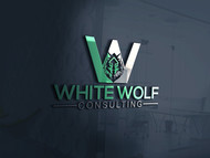 White Wolf Consulting (optional LLC) Logo - Entry #384