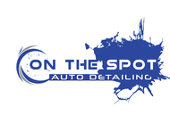 On the Spot Auto Detailing Logo - Entry #44