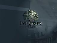 Evergreen Wealth Logo - Entry #128