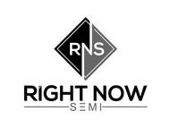 Right Now Semi Logo - Entry #157