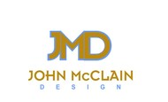 John McClain Design Logo - Entry #195