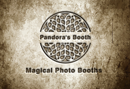 Pandora's Booth Logo - Entry #92