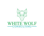 White Wolf Consulting (optional LLC) Logo - Entry #479