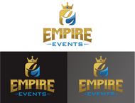 Empire Events Logo - Entry #111