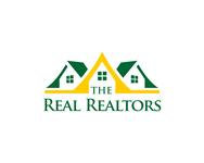The Real Realtors Logo - Entry #143