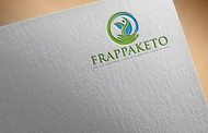 Frappaketo or frappaKeto or frappaketo uppercase or lowercase variations Logo - Entry #47