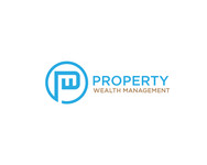 Property Wealth Management Logo - Entry #125